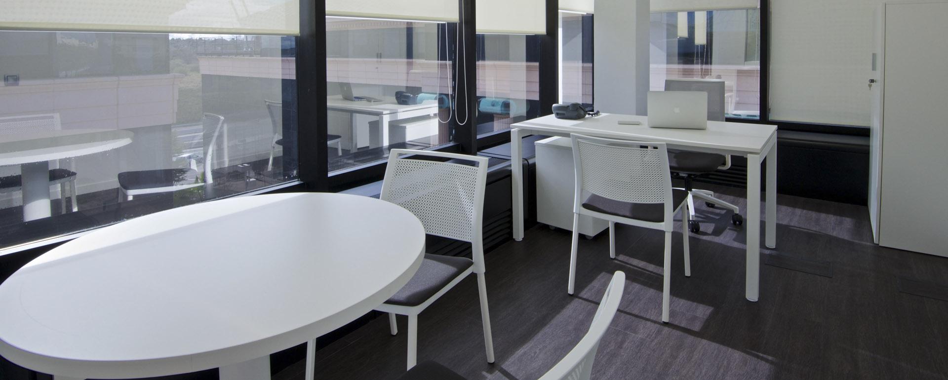 Initia alquiler de despachos equipados en pozuelo for Alquiler oficinas pozuelo