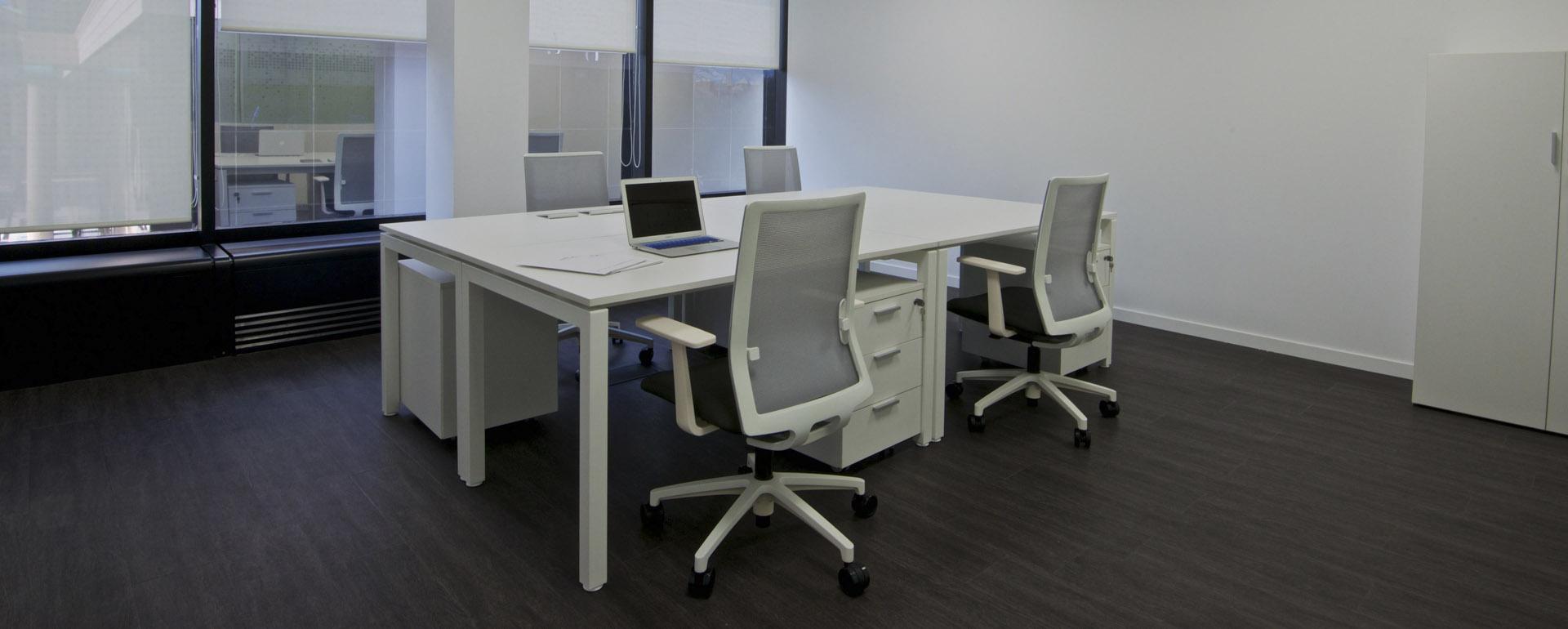 Initia alquiler de despachos equipados en pozuelo for Horas convenio oficinas y despachos