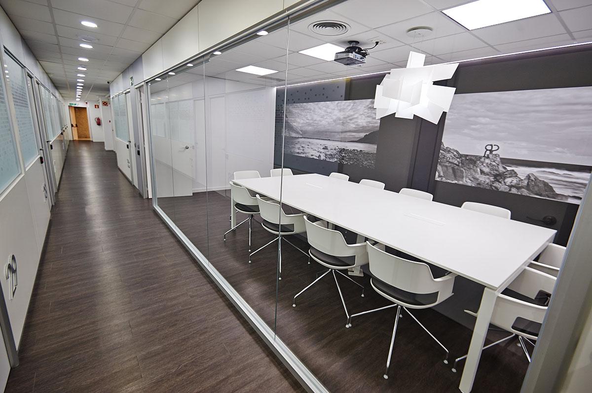 Initia oficina virtual elemental y centro de negocios en - Edificio atica pozuelo ...
